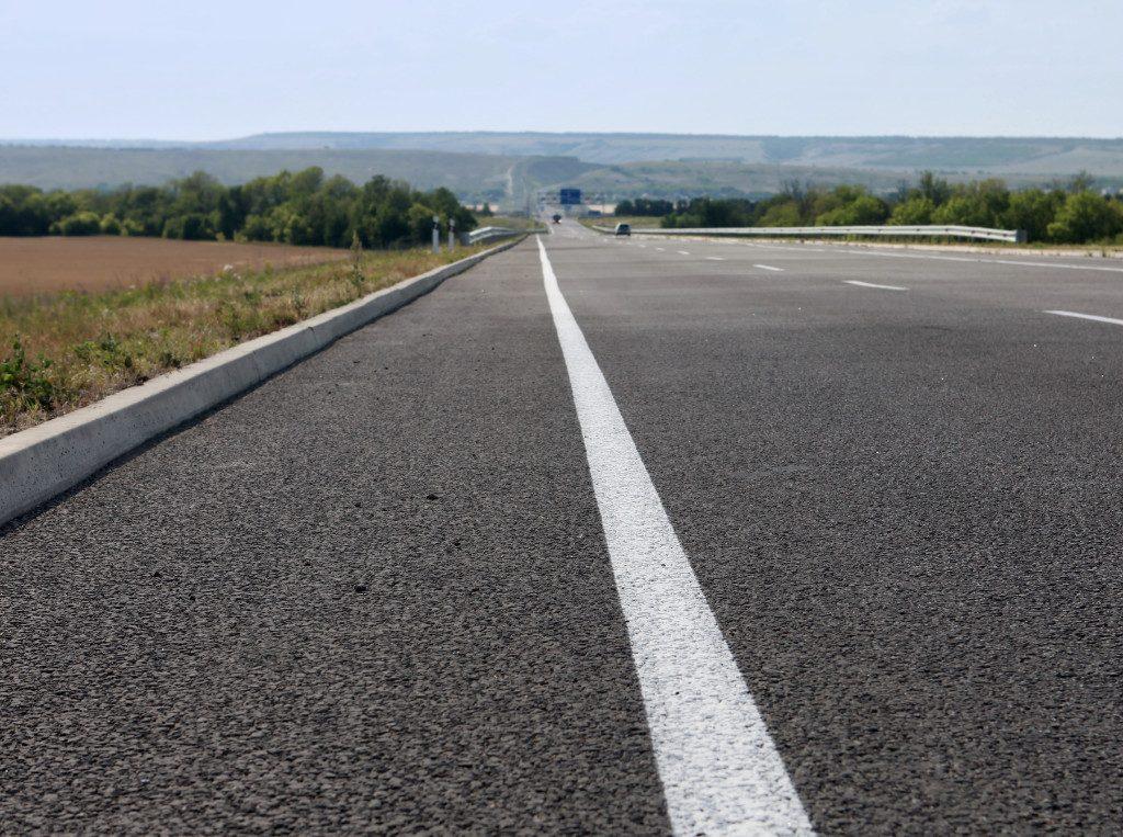 long road lines