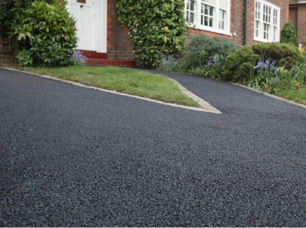 residential driveway and walkway paving